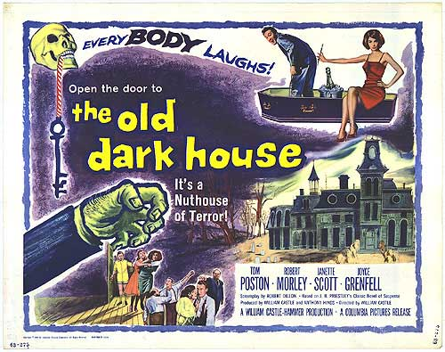 The Old Dark House 1963 Dr Caligari S Cabinet